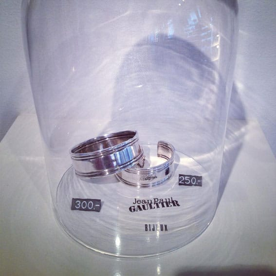 Jean Paul Gaultier Bijoux at WonderWood