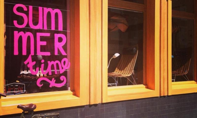 Summer Windows 2014 – seasonal window dressing