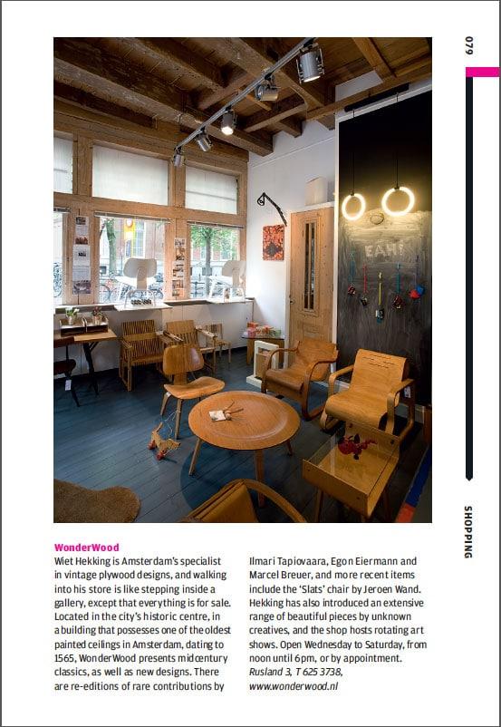 wonderwood in the wallpaper city guide amsterdam