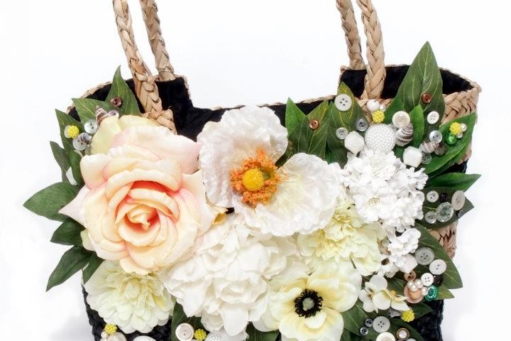 EAH! Flowers Paradise, Summer Flower bags 2014