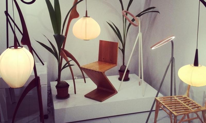 WonderWood at the Design Paviljoen PAN Amsterdam 2014