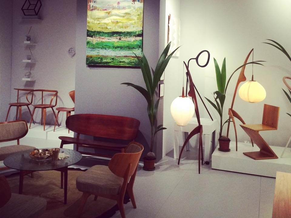 WonderWood at the Design Paviljoen PAN Amsterdam 2014