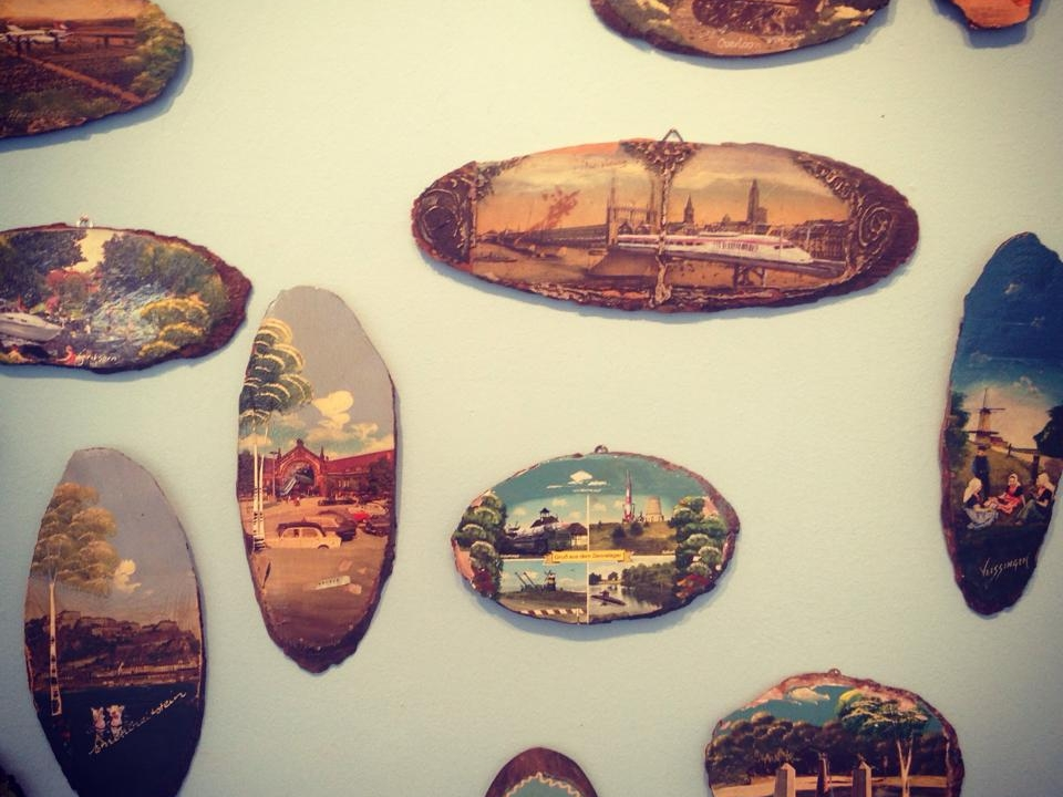 Art on Wood by artist Arjen Baars.