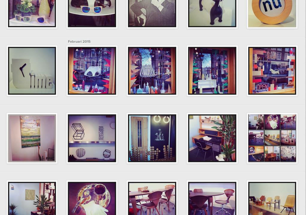 Instore WonderWood inspiration at Instagram