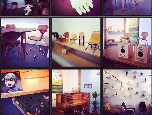 Instore WonderWood inspiration at Instagram