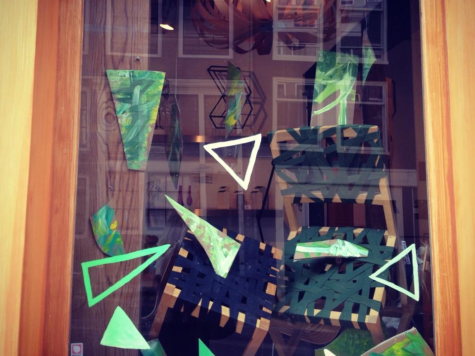 Green Spring Instore & Windows WonderWood