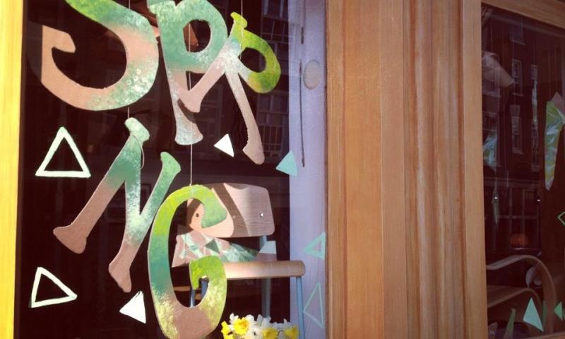 Green Spring Instore & Windows WonderWood