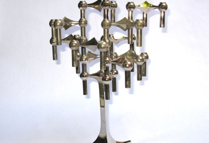 Atomic Mid Century Nagel Chain Candles