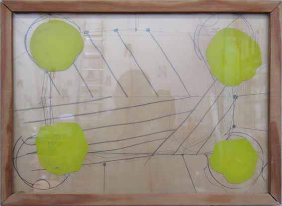 NOW! A selection of works by Dutch artist Joost van Haaften at Gallery Store WonderWood