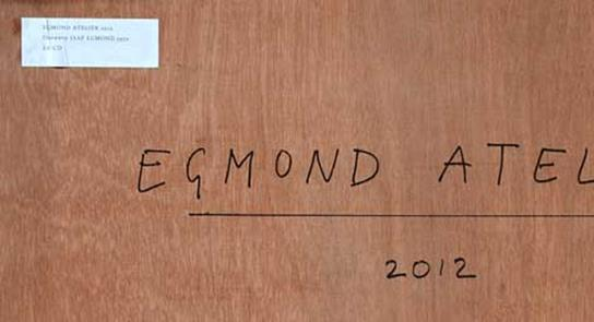 EGMOND ATELIER at WonderWood Amsterdam