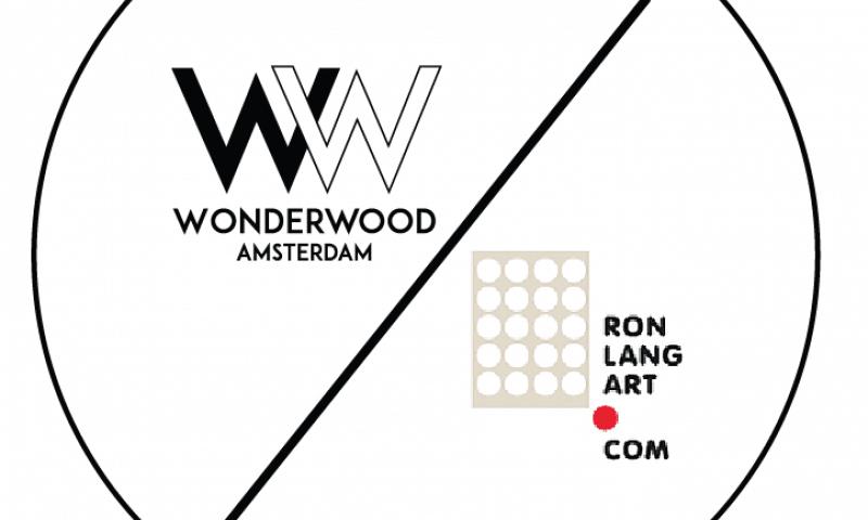 WonderWood Amsterdam & Ron Lang Art.