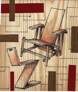 WonderWood-EvaAnnaHekking- EAH-WoodDrawings-Rietveld