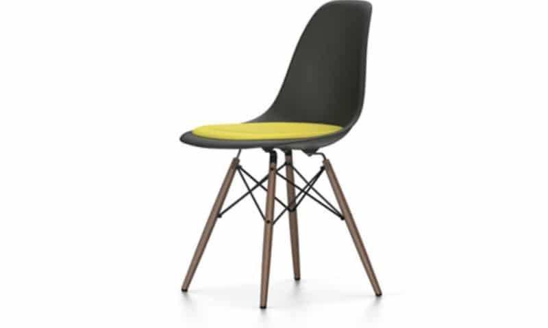 EAMES plastic chairs available at WonderWood