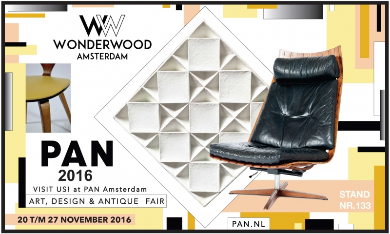 Visit WonderWood at PAN Amsterdam