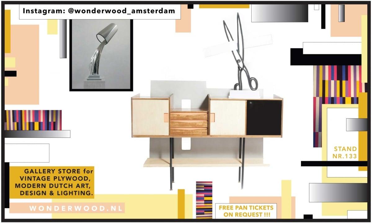 Visit WonderWood at PAN Amsterdam