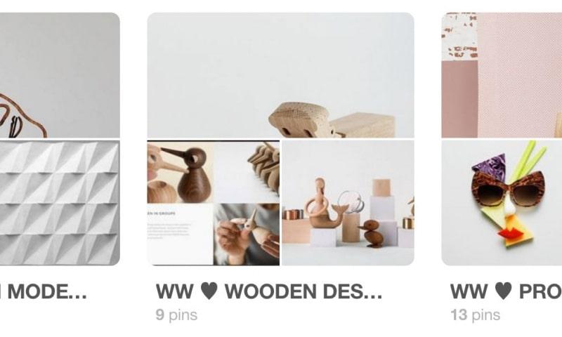 WonderWood at Pinterest