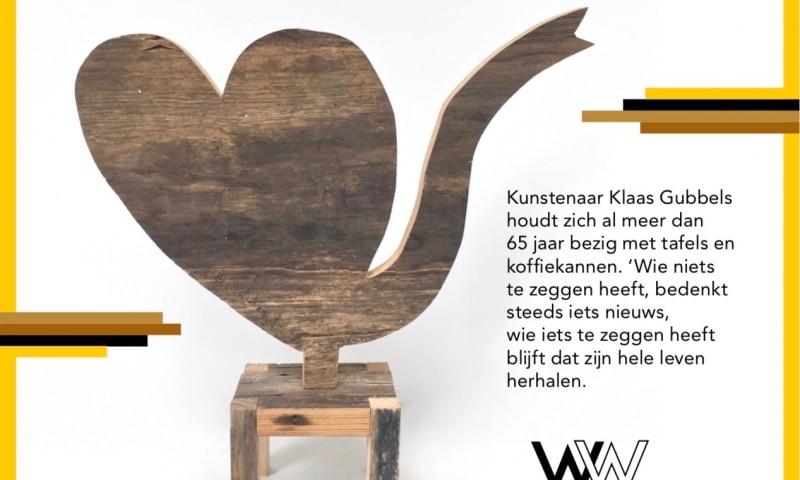 Heartwarming coffee pots by Klaas Gubbels